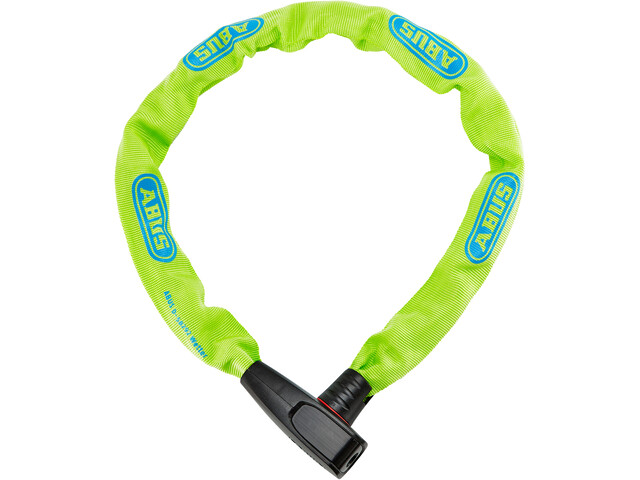 ABUS Catena 6806 Chain Lock 75cm, neon green